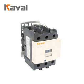 220v 380v Dustproof 3 Pole Magnetic Ac Contactor