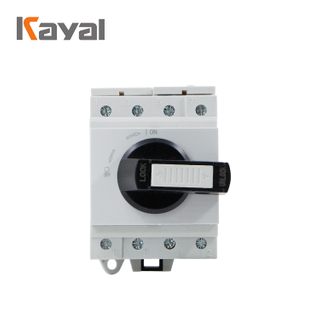 Free Sample Isolator Switch High-quality Dc Isolator Switches
