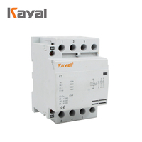 2016 Hot Sale Good Quality Modular 4 Pole AC Contactor