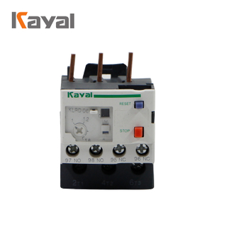 2019 Kayal New Product electronic motor protection overload relays electromagnetic relay