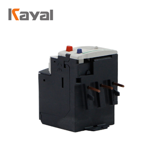 Overcurrent Protection Relays electric motor overload relay industrial automatic safety relay