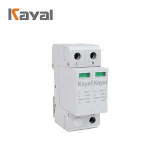 High quality A class PV led surge protection device mov 1P-4P