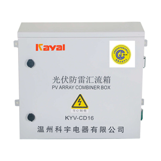 China combiner box Manufacturer for solar pumping system 1500V pv combiner box